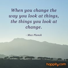 What Perspective Are You Missing? - Max Planck