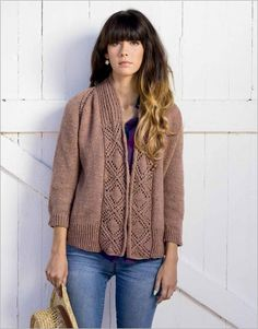Farmstead Cardigan Knitting Pattern - Patterns - Knitting