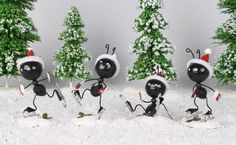 Ants, Good Times, Skate, Happy, Christmas, Fun, Heart, Google, Ant Colony