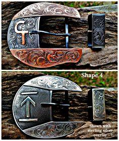 Custom belt buckles, made to order! By bluegrassengraving.com.