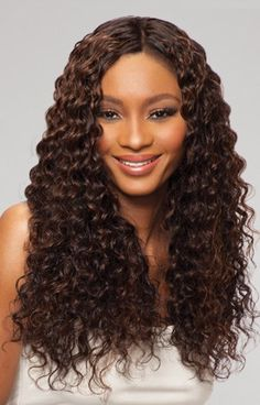 "INDIAN REMY LOOSE DEEP 4PCS  (Available Lengths : 4"")  (Available Colors : 1, 1B, 2, 4, 99J, P1B/30, P4/30)"