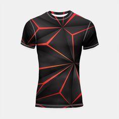Futuristic Triangulation Shortsleeve rashguard Fun Live, Rash Guard, Futuristic, Clothes, Outfits, Clothing, Clothing Apparel, Cloths, Dresses