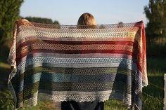 Ravelry: Renaissance Stripes pattern by Kieran Foley