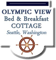 Olympic View Bed and Breakfast Cottage
