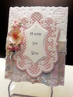 """A """"Just Because"""" Note by bellarosa - Cards and Paper Crafts at Splitcoaststampers"""