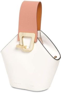 Mini Johnny Leather Top Handle Bag #ad