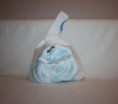 Wolltasche Strickprojekttasche Wendetasche von Kaepseles auf Etsy