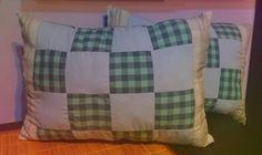 Poduszki patchwork