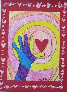 First Grade Valentine's Day