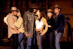 Pasion de Gavilanes (2003)  After the sudden death of their sister, three brothers find out that revenge is never as simple as it seems — especially when beautiful women (three, naturally) are involved. Available November 1 #refinery29 http://www.refinery29.com/2015/10/96120/netflix-november-2015-new-releases#slide-5