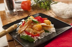 Naked Sweet and Sour #healthychicken