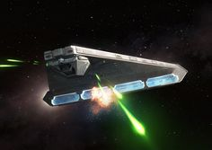I've always had a soft spot for old EU ships. Glad this one made it into the new canon. Card art for Star Wars Armada. Art Director: John Taillon Used under authorization and copyright of Lucasfilm Ltd. Published by Fantasy Flight Games