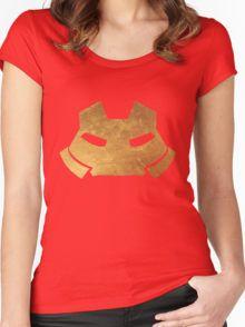AVENGERS HULKBUSTER Women's Fitted Scoop T-Shirt