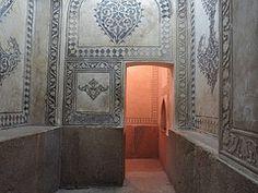 Bagh-e Naranjestan Narenjestan Qavam Pavilion House Shiraz Iran (hn.)
