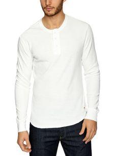 Levi's Waffle - T-shirt - Uni - Manches courtes - Homme, Blanc (L9556 White Smoke L9556), FR: Small (Taille fabricant: Small) Levi's http://www.amazon.fr/dp/B008YBCOUG/ref=cm_sw_r_pi_dp_Q5xfwb1FG4FGG