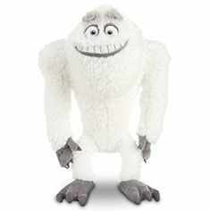 Disney Yeti Plush - Monsters, Inc. - 17'' | Disney StoreYeti Plush - Monsters, Inc. - 17'' - You'll never banish our super-soft Yeti plush toy to the Himalayas. Fluffy, shaggy textured faux-fur coats this adorable snowmonster star of Disney/Pixar's Monsters, Inc.