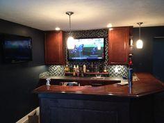 Looking for basement bar photos