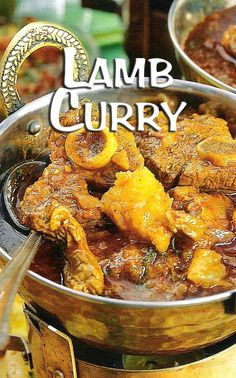 Africa has some delicious curry recipes to offer, here is one.South Africa has some delicious curry recipes to offer, here is one. Lamb Recipes, Spicy Recipes, Curry Recipes, Meat Recipes, Indian Food Recipes, Asian Recipes, Cooking Recipes, Delicious Recipes, Oven Recipes