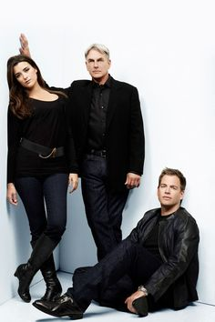 Ziva, Gibbs Tony. I miss them :/