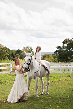 Ralph Lauren inspired wedding shoot in the Berkshires by Tara Consolati   --  Could Ava be a more perfect flower girl? Goodness gracious!