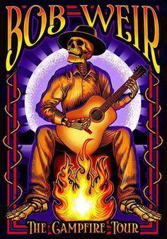 Bob Weir The Campfire Tour