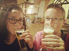 Biertjes drinken in Egypte  #vakantie #holiday #marsaalam #diving