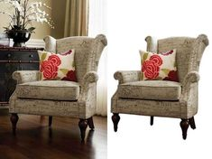 Wiltshire Accent Chair Home Love French Chairs