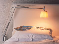 Flos Archimoon Soft wall mount lamp