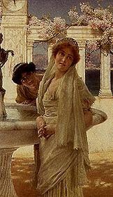 Sir Lawrence Alma-Tadema - Opinion differences