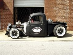 1939 Ford Pickup Rat Rod svl