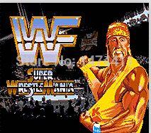 WWF Sega