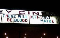 Pick a side, guys. | 17 Hilariously Inappropriate Movie Marquees