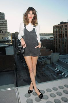 Girl Crush: Alexa Chung - Helena Bordon