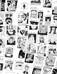 Blog: Recent Sketchbook Doodles - Doodlers Anonymous