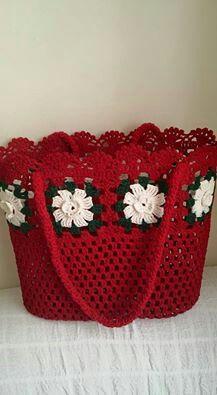 Crochet Bedspread Pattern, Crochet Gloves Pattern, Crochet Baby Hat Patterns, Christmas Crochet Patterns, Crochet Stitches Patterns, Crochet Baby Hats, Crochet Cable, Crochet Tote, Crochet Handbags