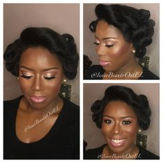 #innerbeautyoutel #softmakeup #champagneeyes #makeupforwoc  #womenofcolor #njmua #nudelips #specialoccasionmakeup