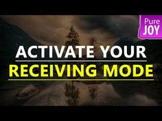 Abraham Hicks Activate your Receiving Mode! - YouTube
