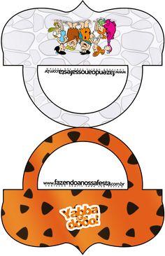 Saquinho de Balas Os Flintstones: