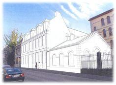 La Maison du Design, nouvelle implantation, Mons