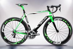 Dolan Ares SL - dream bike!