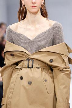 Balenciaga Fall 2016 Ready-to-Wear Fashion Show Details http://womanaccesories.space/shop/lucky-brand-womens-layered-lace-top-nigori-small