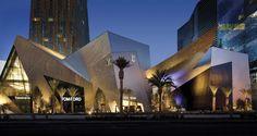 Exterior of Crystals City Center on Las Vegas Blvd. Image: Google