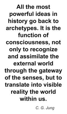 Archetypal energies, much like sacred geometry, are bestowed with great healing powers & insight, and transcend language. They are the language of the universe & capable of not only healing one's psyche, but in the raising of collective consciousnesses energies, ie. continued evolution of humanity. Great poets, mathemeticians, philosophers all came in waves, gifted w/divine inspiration, but what is to become of our society in future generations when focus is on self, instant gratifications…