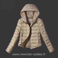 67f316262cdf Moncler France Pas Cher- Doudoune Moncler France Sport Chic Beige Coats For  Women, Clothes