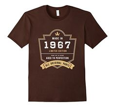 Men's Made in 1967 Birthday Gifts Shirt for Grandpa and G... https://www.amazon.com/dp/B06XB8LC3P/ref=cm_sw_r_pi_dp_x_EExSyb4A4PCPG