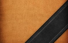 Download wallpapers brown leather, leather texture, black leather, leather background
