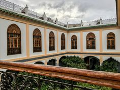 Dachgarten, Palais Amani, Fes. http://www.palaisamani.com/