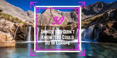 30 Things You Didn't Know You Could do in Europe. #11 was a surprise to us - but shhh it's a Vatican secret! #Europe #Travel #Vacation #Holiday #Activity #See #Do #Itinerary #Ideas #Surprise #Secret