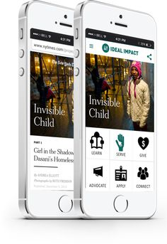 Ideal Impact   News driven social impact and community service opportunities
