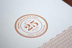 its all in the details Logos, Typography Logo, Art Logo, Birthday Logo, 50th Anniversary Invitations, Seal Logo, Corporate Invitation, Branding Design, Logo Design